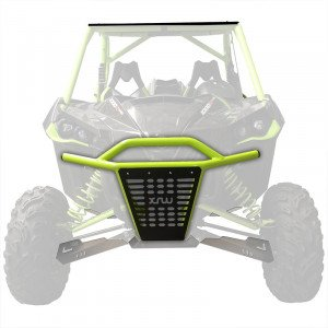 BUMPER BR6 NOIR / VERT CAN-AM MAVERICK X DS TURBO