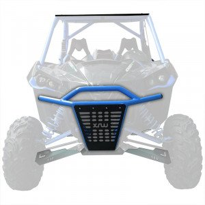 BUMPER BR6 NOIR / BLEU CAN-AM MAVERICK X DS TURBO