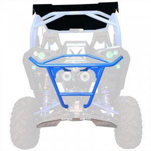 BUMPER ARRIERE BR11 BLEU CAN-AM MAVERICK X DS TURBO