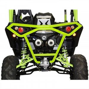 BUMPER ARRIERE BR12 VERT CAN-AM MAVERICK X DS TURBO