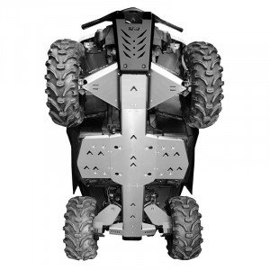 PROTECTION INTÉGRALE XRW ALU : OUTLANDER 500/650/800/850/1000 CHASSIS G2