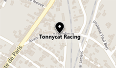 Tonnycat google map